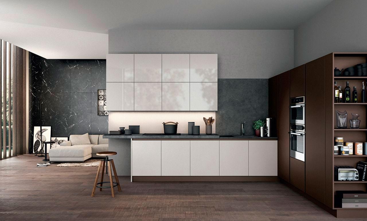 Всё о рациональном использовании пространства на современной кухне