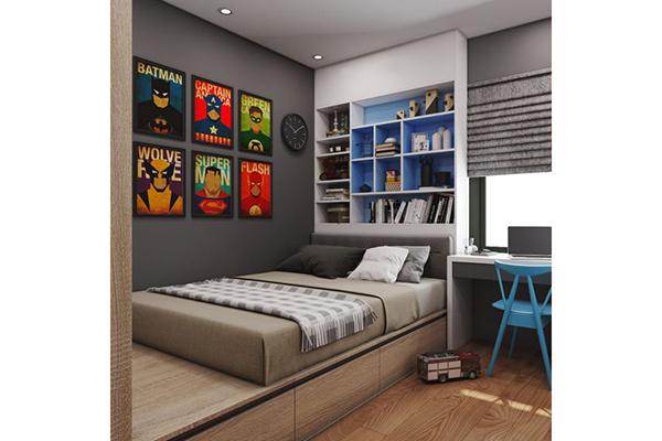 Мебель для детской 027
