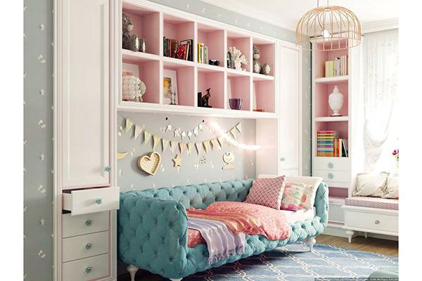 Мебель для детской 038